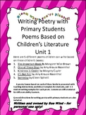 Unit 1 Writing Poetry with Primary Students Based on Children's Literature