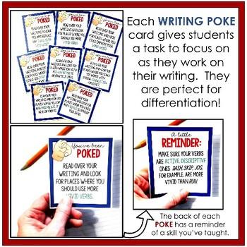 Writing Pokes: Grammar