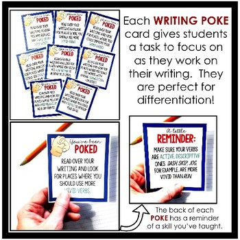Writing Pokes: Idea Development