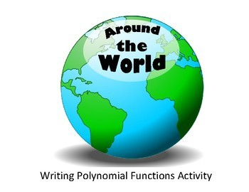 Writing Polynomial Equations from Roots