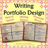 Writing Portfolio Design: Overused Words, Parts of Speech,