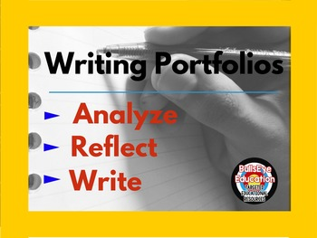 Writing Portfolio and Portfolio Analysis