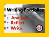 Writing Portfolio and Portfolio Analysis