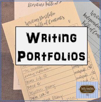 Writing Portfolios