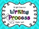 Writing Poster Set- Chevron and Owls