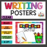Basic Writing Posters
