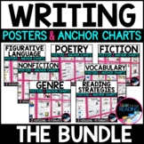 Writing Posters, Writing Anchor Charts Writers Notebook Di