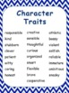 WRITING - Descriptive Writing Anchor Charts - Set of 4