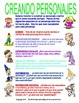 Writing Posters Spanish (25 Full Color)
