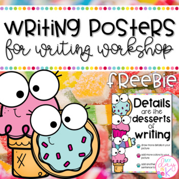 Writing Posters for Writing Workshop