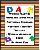 Writing Practice - Australian Standard