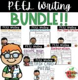 Writing Practice | P.E.EL. Writing GROWING BUNDLE!