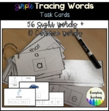 Writing Practice Packet: Pre-Primer Sight Words
