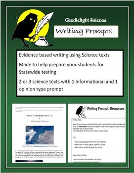 Writing Practice Set: Evolving Adaptations