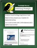 Writing Practice Set: Instincts and Learned Behaviors
