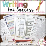 #FallBargains Writing Practice using 6 Traits and Analyzing Passages