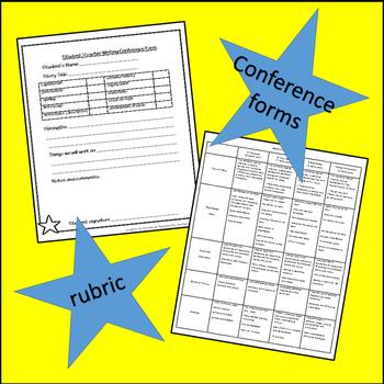 Writing Process - Printable Sheets