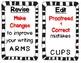 Writing Process Anchor Charts