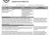 Writing Process - Argumentative Essay - Unit Plan Lesson 1/5 - Prewriting