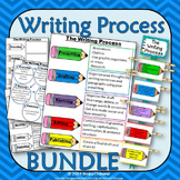 Writing Process Posters BUNDLE