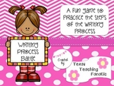 Writing Process Battle Game