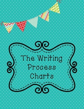 Writing Process Charts