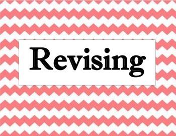 Writing Process Class Clip Chart