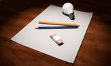 Writing Process Classification Activity - Montessori Sort