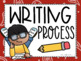 Writing Process Clip Chart {Country Western Classroom Decor Theme}