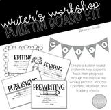 *BLACKLINES* Writer's Workshop Bulletin Board Kit Bundle