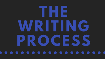Writing Process Display Signs