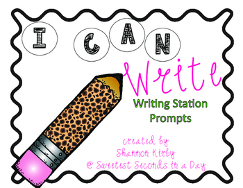 Writing Process Display and Ideas