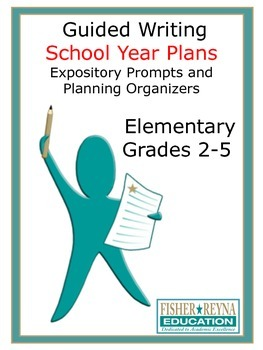 School Year Writing Plan: Expository Prompts and Planning