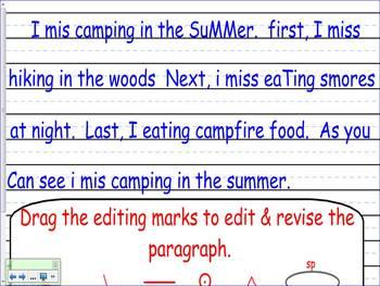 Writing Process First Grade 1