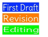 Writing Process Headers and Student Writing Process Cards