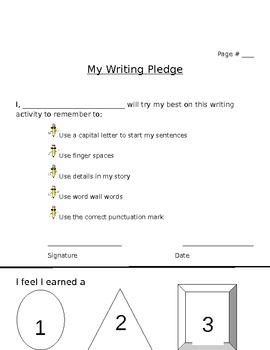 Writing Process Journal
