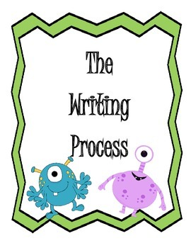 Writing Process Ladder