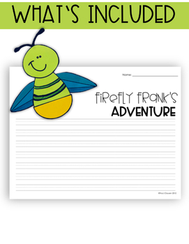 Writing - Narrative - Firefly Frank's Adventure