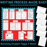 Writing Process Made Easy BULLETIN BOARD