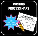 Writing Process Map