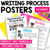 Writing Process & Writing Traits Posters