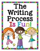 Writing Process Mini-Posters FREEBIE
