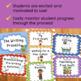 Writing Process Clip Chart - Pirate Theme