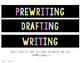 Writing Process Packet