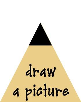 Writing Process Pencil