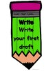 Writing Process Poster Set for Back to School