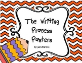 Clip Chart Writing Process Posters