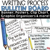 Writing Process Bulletin Board and Posters