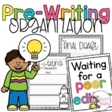 Writing Process Posters, Clip Chart, and Worksheets