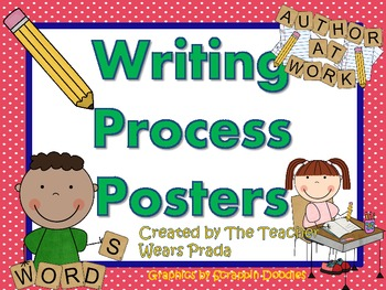 writing process editing worksheets for 3rd